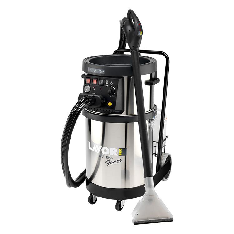 Generadores de Vapor Lavor Pro - GV Etna 4.1 Foam (Generadores de vapor con aspiración)
