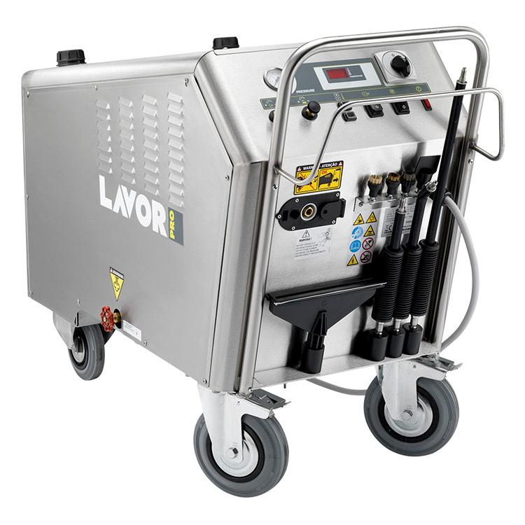 Generadores de Vapor Lavor Pro - GV Vesubio 18