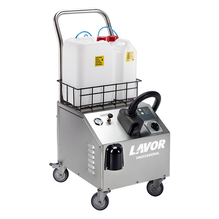 Generadores de Vapor Lavor Pro - GV 8 T Plus