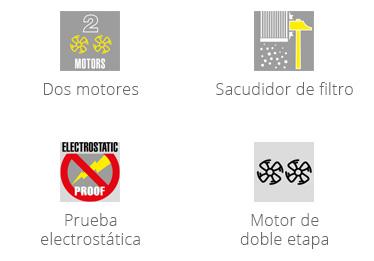 Equipos para profesionales de limpieza e industria de servicios - Equipos para limpieza industrial